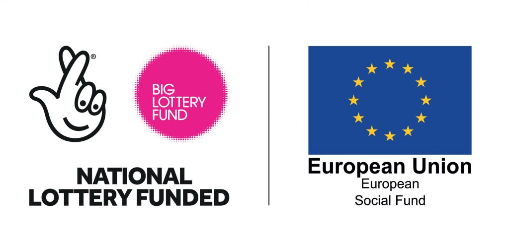 Big Lottery ESF Funded